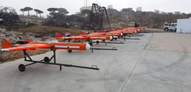 Los drones, el enemigo a batir en este ejercicio. Se recrea el ataque contra las refinerías saudíes