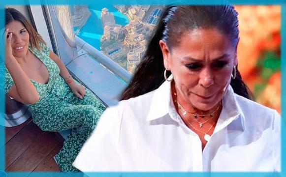 Chabelita de viaje en Dubai mientras a su madre la ahogan las deudas. / vivafutbol.es