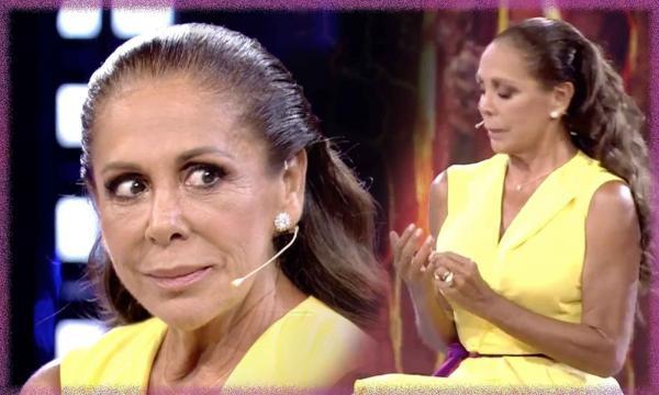 Isabel Pantoja indigna a la audiencia por esta grave infracción ... - vivafutbol.es