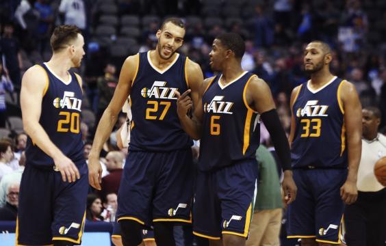 Les Jazz enchainent une nouvelle victoire en NBA