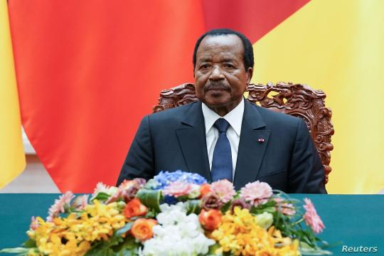 Biya Orders Immediate Dialogue to Solve Cameroon's Problems ... - voanews.com