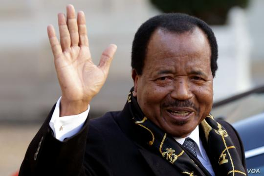 Should Cameroon President Paul Biya Run Again? | Voice of America ... - voanews.com