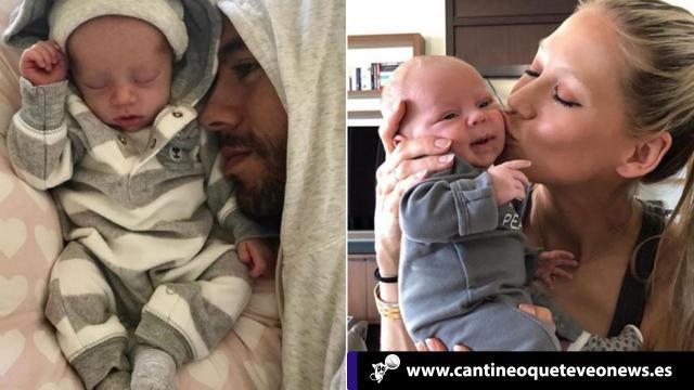 Enrique Iglesias muestra las raíces artísticas de su bebe en su ... - cantineoqueteveonews.es