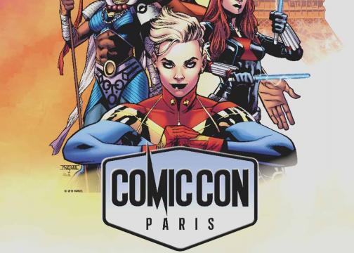 Le Comic con Paris 2019 est le festival de la pop culture !