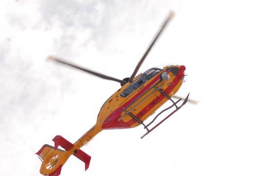 La UME hace un uso extensivo de helicópteros en sus operaciones