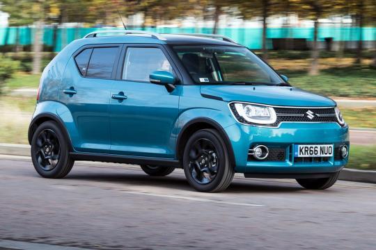 Suzuki Ignis, vettura ibrida che approfitta del bonus rottamazione