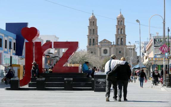 As Trump demands wall, violence soars in Mexico and Ciudad Juárez - usatoday.com
