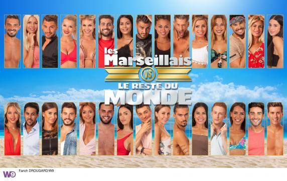 Les Marseillais VS le reste du monde : les photos officielles des ... - non-stop-reality.fr