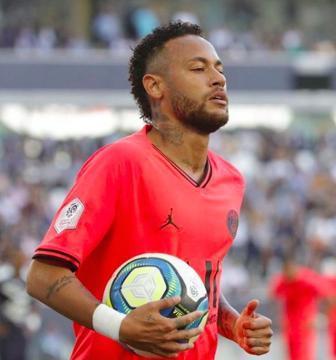 Neymar pourrait rejoindre le FC Barcelone - Credit: Instagram/neymarjr