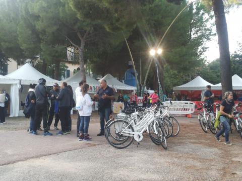 Ultimi preparativi per la XXV Maratona di Palermo 1