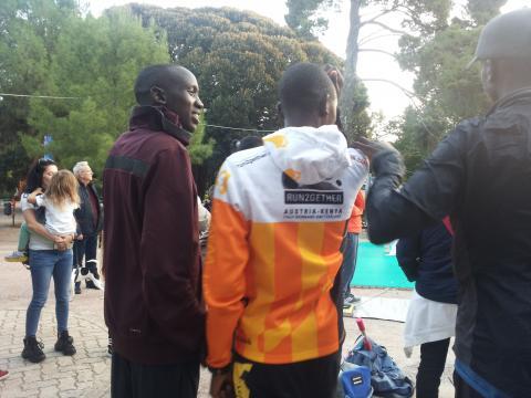 Ultimi preparativi per la XXV Maratona di Palermo 8