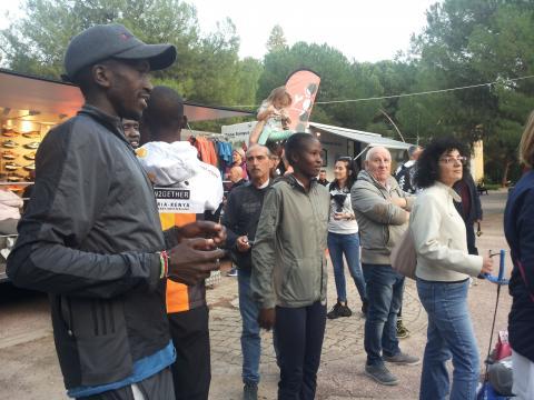 Ultimi preparativi per la XXV Maratona di Palermo 9