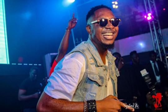 L'artiste Camerounais de Rap Stanley Enow (c) Stanley Enow
