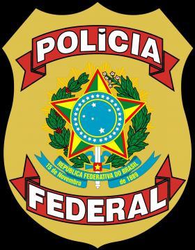Blason de la police fédérale brésilienne
