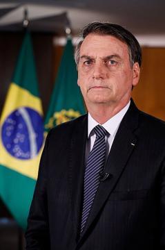 Le nouveau gouvernement de Bolsonaro au Brésil affecte la liberté d'expression des Brésiliens. Credit: Flickr/Palácio do Planalto