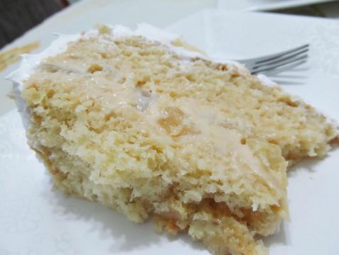 Quer um bolo fácil e rápido? O bolo de abacaxi é uma ótima opção. (Arquivo Blasting News)