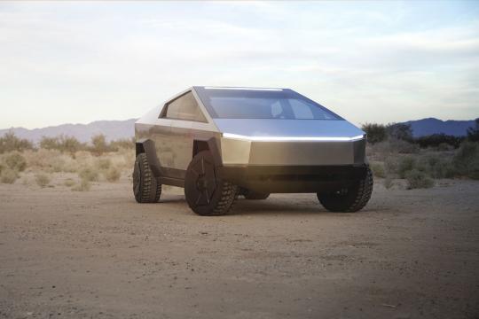 Tesla Cybertruck: https://www.motor24.pt/sites/wattson/tesla-cybertruck-pick-up-extraterrestre-a-preco-acessivel/748997/
