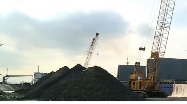 Coal consumption on rise in S. Korea despite fine dust concerns. [Image source/ARIRANG NEWS YouTube video]