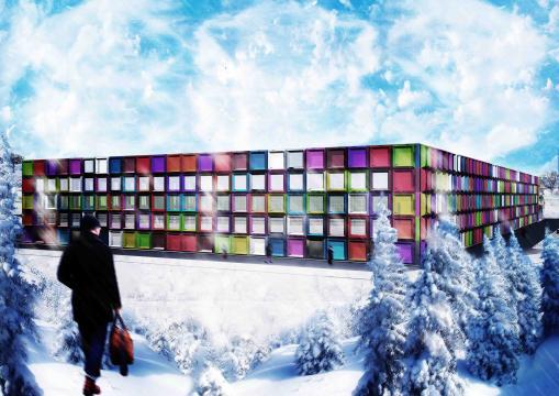 Entretien avec Hermann Kamte,jeune vif et créatif architecte ... - archicaine.org