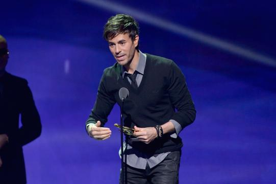 Enrique Iglesias arrested, charged in Florida traffic stop - CBS News - cbsnews.com
