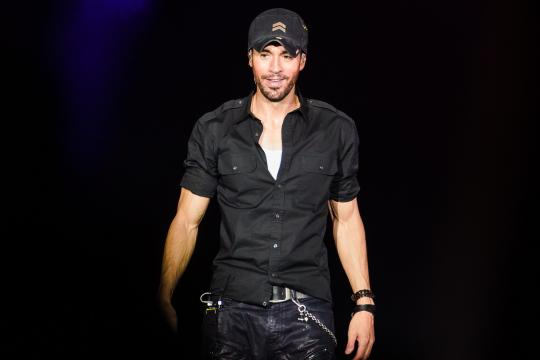 Enrique Iglesias 'Still Can't Believe' He's a Dad -- See the Sweet ... - etonline.com