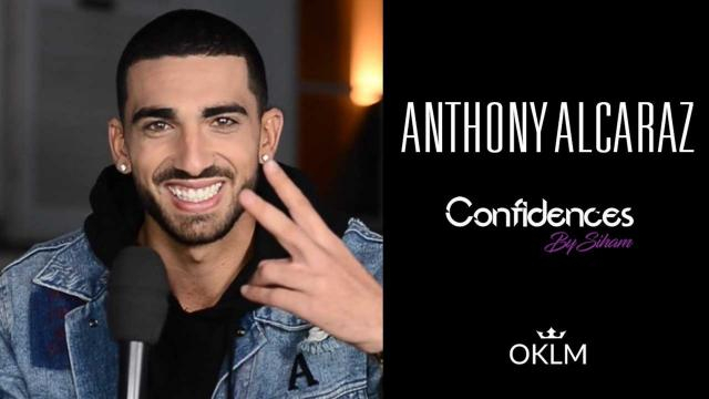 Interview ANTHONY ALCARAZ - Confidences By Siham - Vidéo dailymotion - dailymotion.com