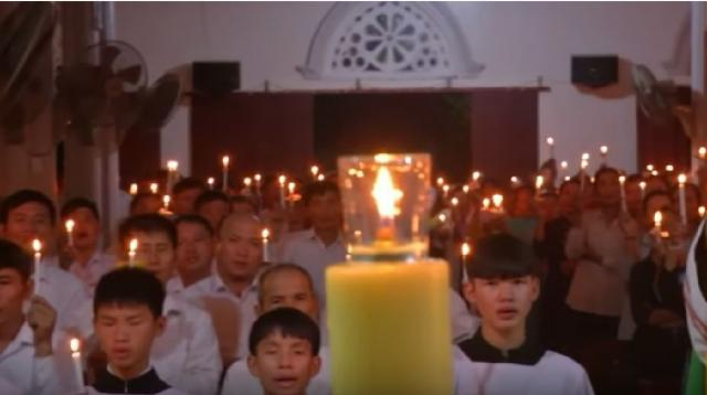 More than 20 Vietnamese families report missing loved ones. [Image source/Channel 4 News YouTube video]