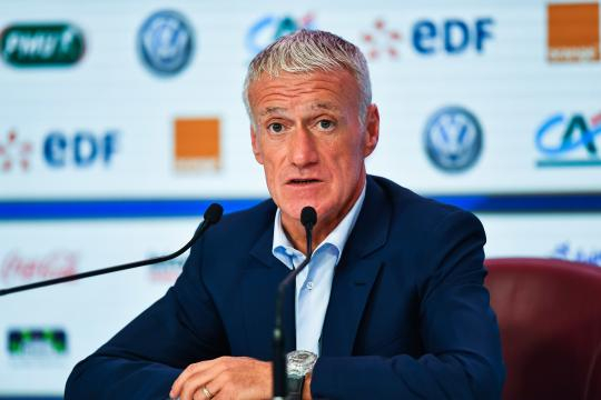 Matchs Islande-France et France-Turquie : Deschamps rappelle ... - cnews.fr