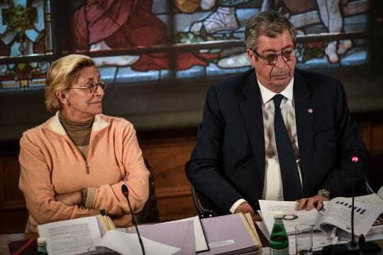 Patrick Balkany condamné à quatre ans de prison ferme avec ... - rtl.fr