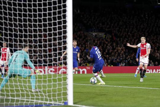 El 4-1 del Ajax parecía lapidario. www.standard.co.uk