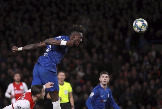 El Chelsea vs Ajax de esta Champions quedará para el recuerdo. www.apnews.com