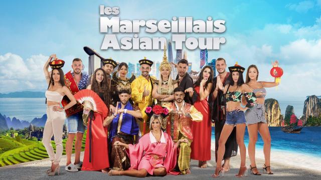 Replay Les Marseillais : Asian Tour, Épisode 48 du W9 - telereplay.fr