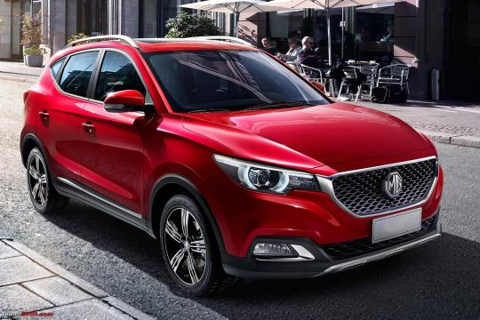 MG's first SUV launched in India Photo-(image credit Deccanherald/youtube)