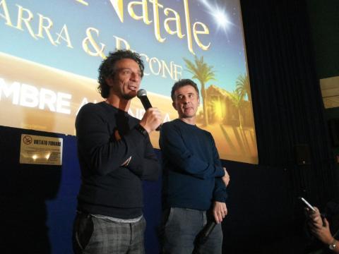 Conferenza stampa di presentazione del film