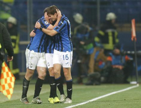 El Atalanta será el 3er equipo italiano en 8vos en Champions. www. flipboard.com