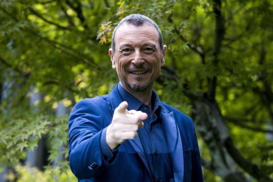 Sanremo 2020, Amadeus condurrà il Festival