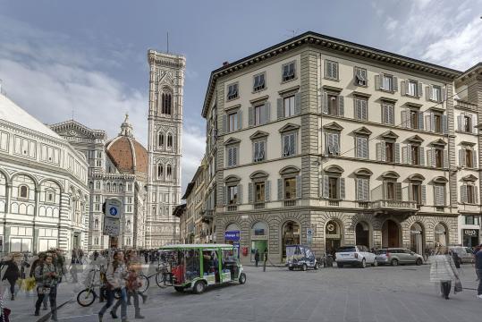 Scossa avvertita anche a Firenze