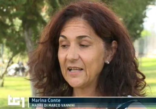 Marina Conte, madre di Marco Vannini