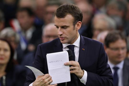 Emmanuel Macron : le grand débat lancé, quelle stratégie pour le ... - rtl.fr