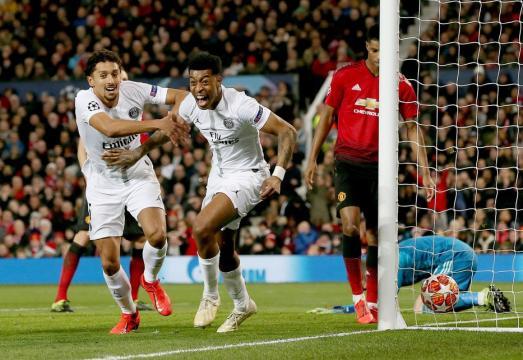 El PSG destrabó el partido con el gol del defensor Kimpembe. - com.uy