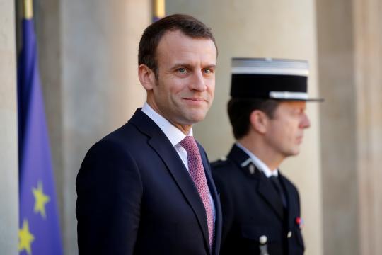 Emmanuel Macron n'ira pas à la marche contre l'antisémitisme - titrespresse.com