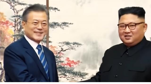 North and South Korea to launch joint bid for 2032 Olympics. [Image source/Hindustan Times YouTube video]
