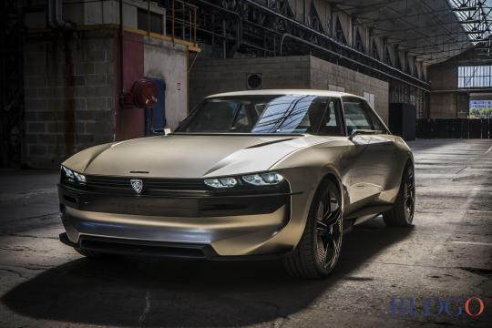 Peugeot E-Legend, lo spot dell'elettrica subito seguito da Volkswagen - autoblog.it