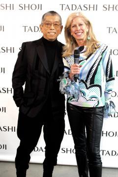 New York Fashion Week Tadashi Shoji & Tracey Fitzpatrick/via Tracey Fitzpatrick