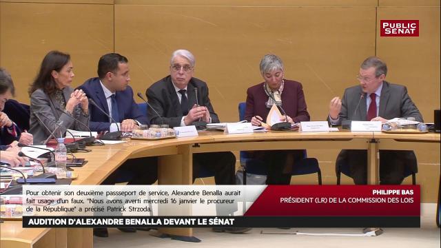 Passeports diplomatiques : passe d'armes entre Alexandre Benalla ... - dailymotion.com