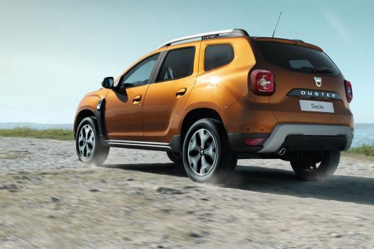 Dacia Duster supera le concorrenti ed è la più venduta del segmento a gennaio   CAR ... - carmagazine.co.uk