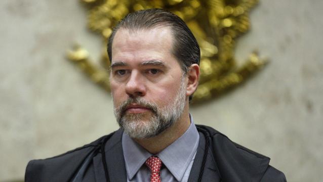 Ministro do STF, Dias Toffoli decidiu que as eleições do Senado fossem secretas e com cédulas I Galeria BN