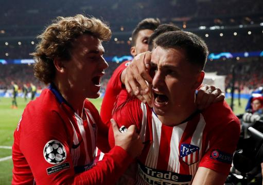 Atletico Madrid 2-0 Juventus result, Champions League 2019 report ... - standard.co.uk