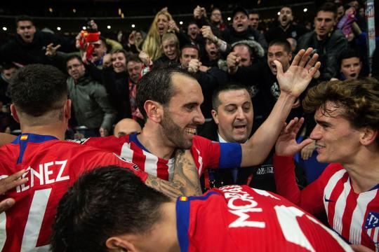 El Atlético le enseña a la Juventus lo que es el miedo (2-0 ... - libertaddigital.com
