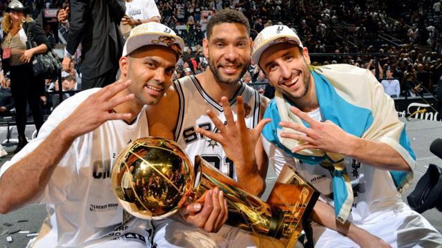 Manu Ginóbili figura entre los 100 mejores jugadores de la NBA ... - sintoniauno.com
